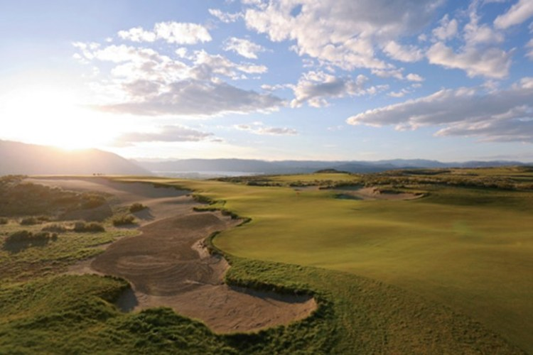 The Sands Course at Gamble Sands